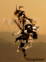 native dancing spirit